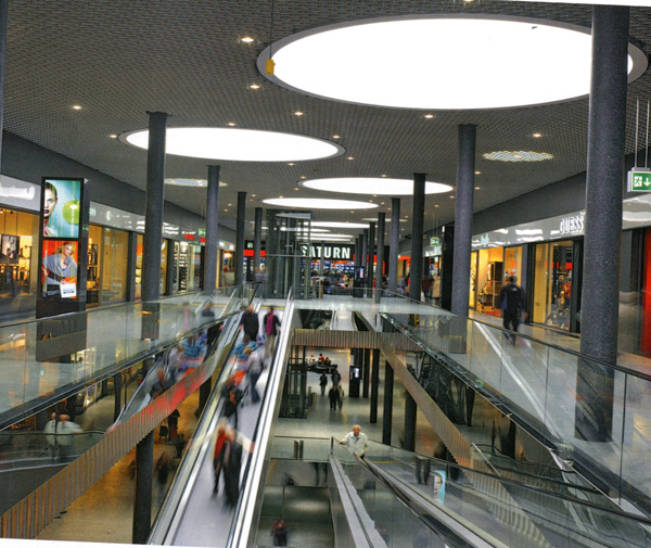 thesis shopping mall